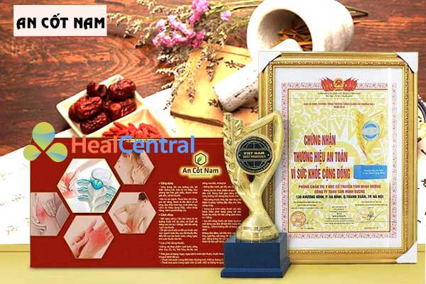 An Cốt Nam - Thương hiệu vàng vì sức khỏe cộng đồng