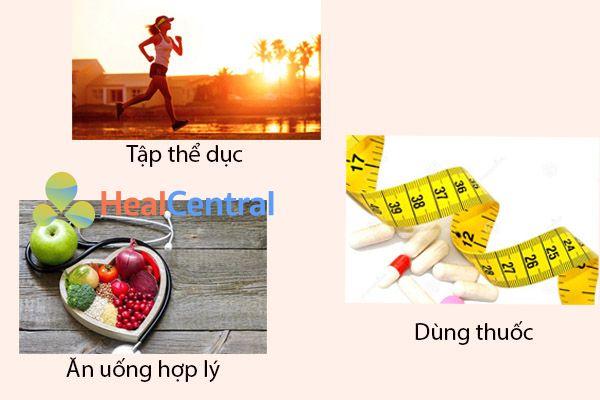 Các phương pháp điều trị bệnh béo phì hiệu quả nhất