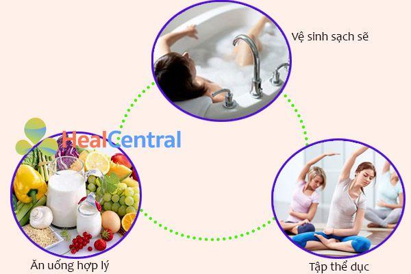Những lưu ý quan trọng cho người bệnh sau khi cắt trĩ bằng phương pháp Longo