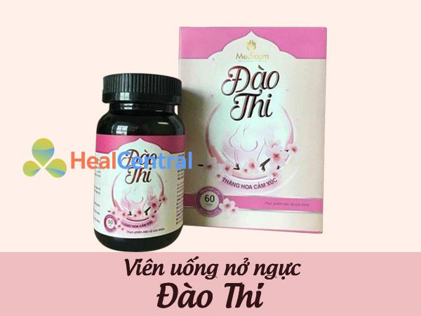 Viên uống Đào Thi
