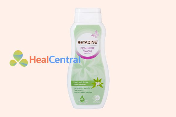 Dung dịch vệ sinh phụ nữ Betadine