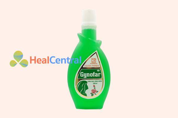 Dung dịch vệ sinh phụ nữ Gynofar là sản phẩm rất phù hợp với người Việt Nam