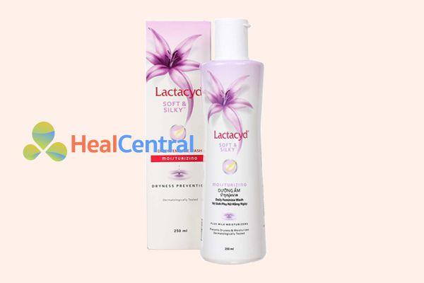 Dung dịch vệ sinh phụ nữ Lactacyd - Một sản phẩm chất lượng có xuất sứ từ Nga