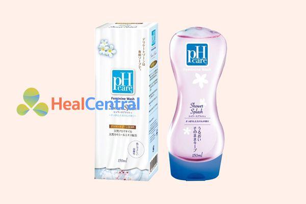 pH Care - Dung dịch vệ sinh phụ nữ đến từ Nhật Bản