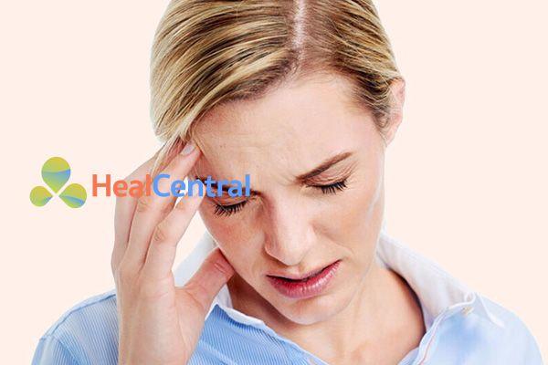 Efferalgan có tác dụng giảm đau hạ sốt