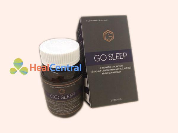 Tác dụng gây ngủ hiệu quả của Gosleep