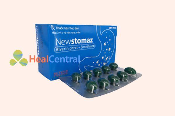 Hộp thuốc Newstomaz