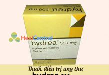 Thuốc chống ung thư Hydrea 500mg