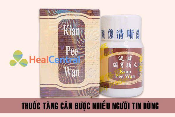 Kian Pee Wan là sản phẩm nổi tiếng của Malaysia