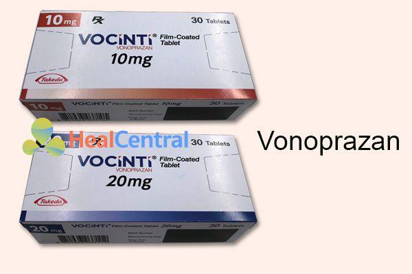 Vonoprazan của nhật bản giúp điều trị viêm loét dạ dày -tá tràng rất tốt