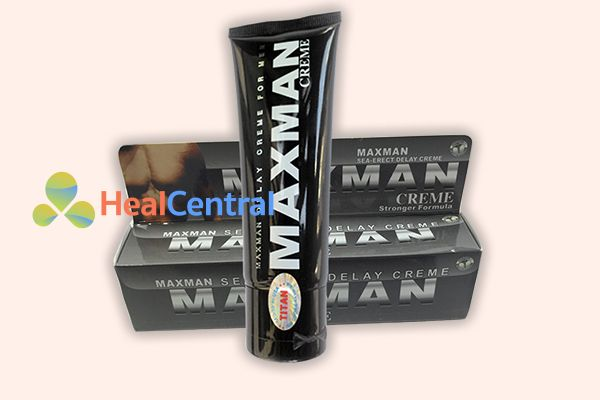 Maxman Gel