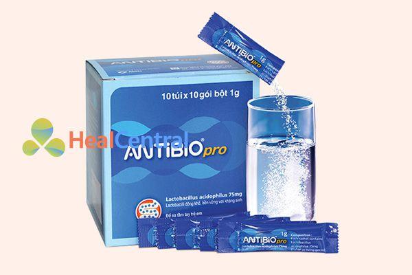Men vi sinh Antibio Pro - Một sản phẩm chất lượng đến từ Việt Nam