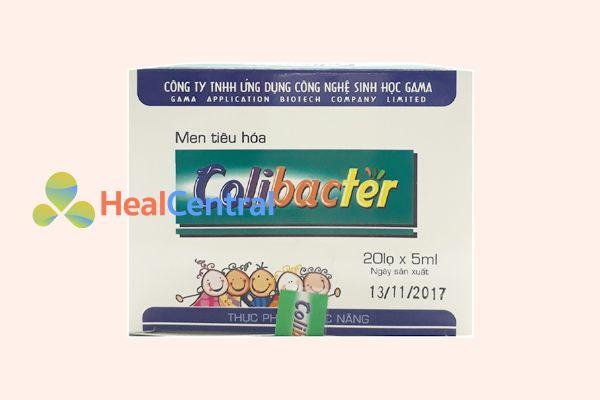 Men vi sinh Bạch Mai Colibacter được khuyên dùng cho trẻ em