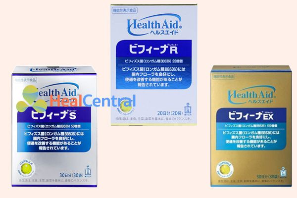Men vi sinh Bifina Nhật Bản có tác dụng rất tốt