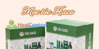 Hình ảnh Mọc Tóc Haco dành cho người bị rụng tóc