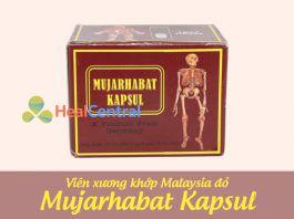 Viên xương khớp Mujarhabat Kapsul