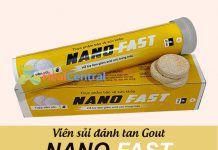 Viên sủi Nano Fast
