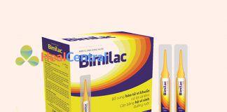 Sản phẩm Bimilac