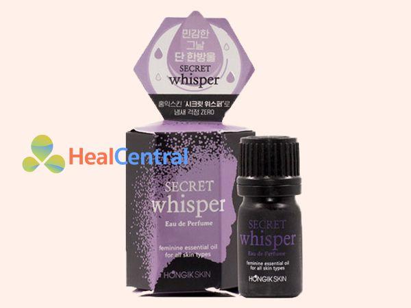 Nước hoa vùng kín Secret Whisper