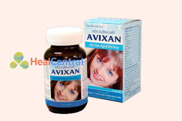 Thuốc bổ mắt Avixan