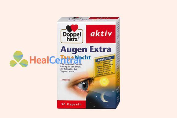 Thuốc bổ mắt Doppelherz Augen Extra Tag Nacht