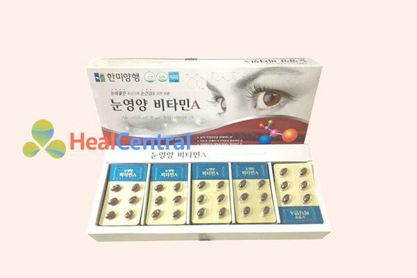 Viên bổ mắt Hanmi của Hàn Quốc