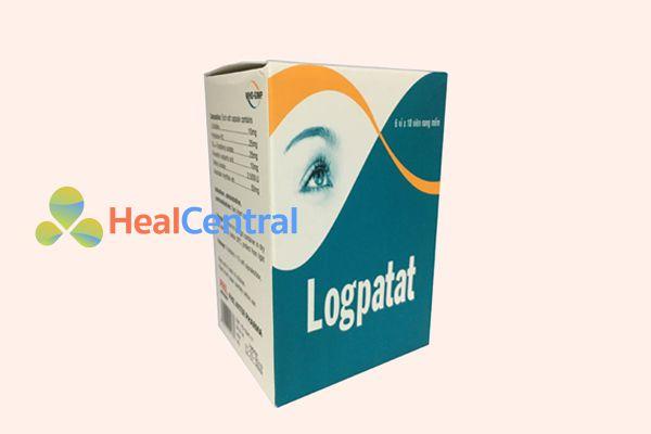 Thuốc bổ mắt cho người cận thị - Logpatat