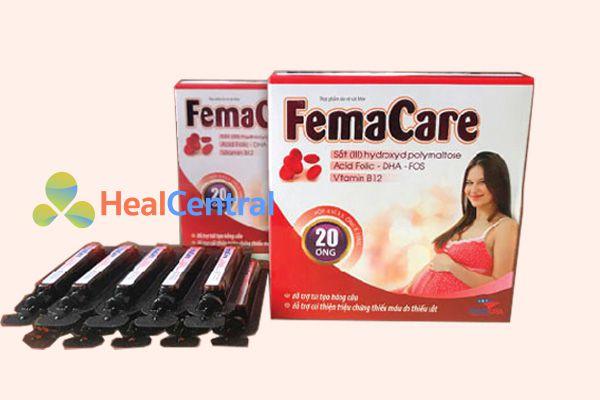 FemaCare - đảm bảo sức khỏe cho bà mẹ và thai nhi