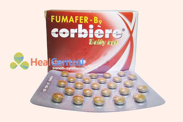 Fumafer B9 Corbiere - một sản phẩm của công ti Sanofi - Việt Nam