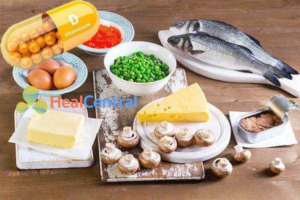 Bổ xung vitamin D giúp giảm nguy cơ loãng xương ở người cao tuổi