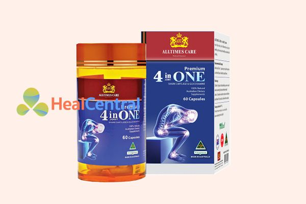Thuốc xương khớp của Úc Alltimes Care 4 In One Joint