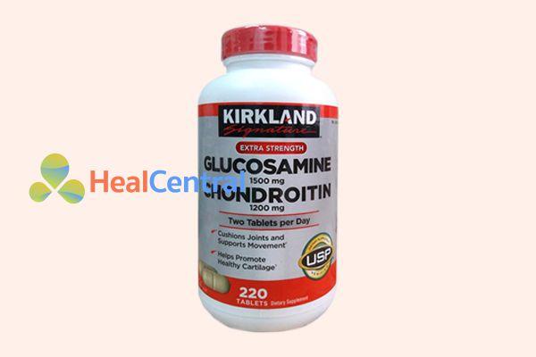 Thuốc bổ xương Glucosamine 1500mg & Chondroitin 1200mg
