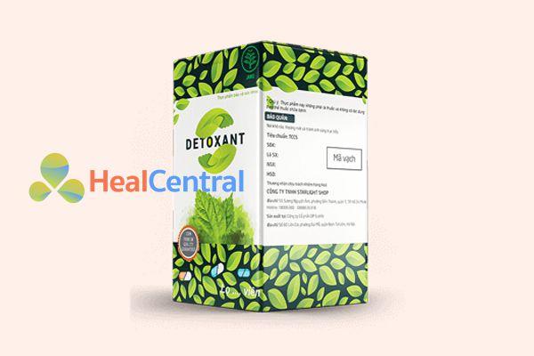 Thuốc điều trị ký sinh trùng Detoxant được nghiên cứu và phát triển bởi Mỹ
