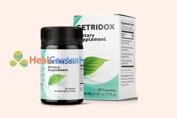 Thuốc trị ký sinh trùng ở người – Getridox