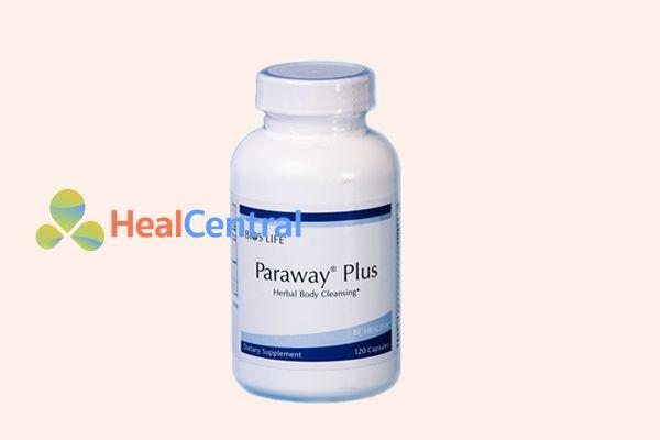 Thuốc giúp thải độc ký sinh trùng - Paraway Plus