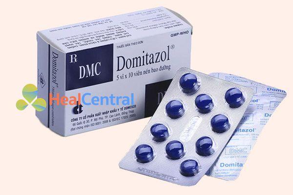 Thuốc Domitazol 250mg chính hãng