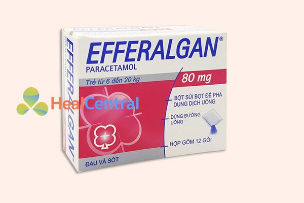 Thuốc Efferalgan dạng bột