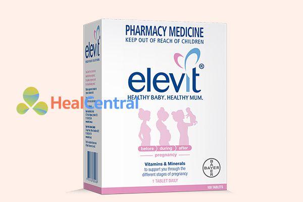 Thuốc Elevit Healthy Baby Healthy Mom