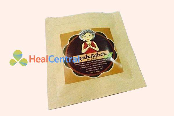Thuốc giảm cân bà già Đông y Thái Lan.