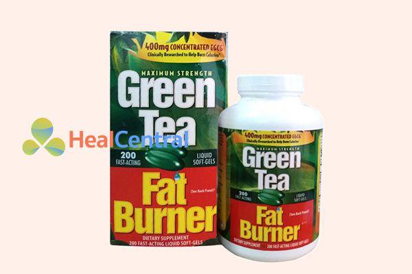 Thuốc giảm cân Green Tea.