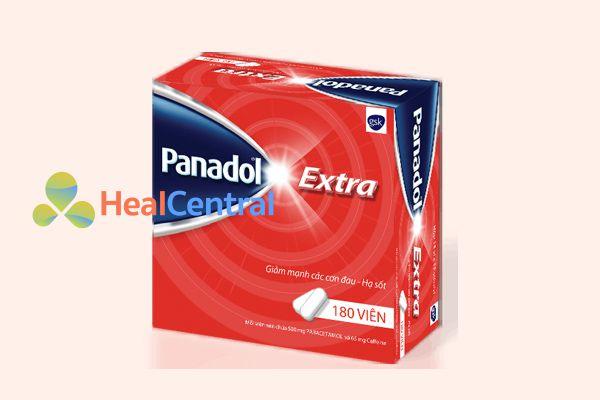 Thuốc hạ sốt Panadol