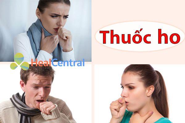 Các loại thuốc ho hiệu quả nhất hiện nay