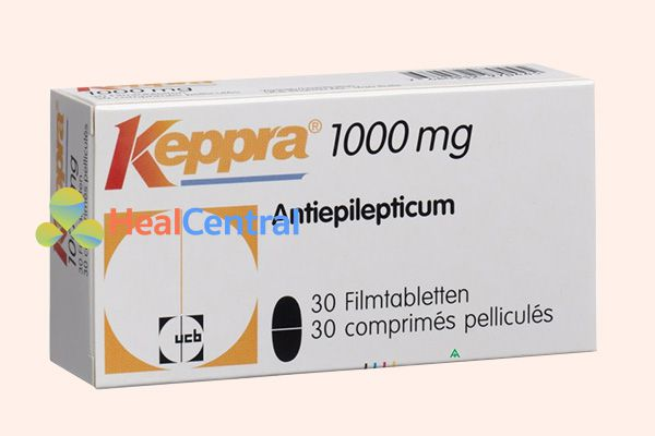 Thuốc Keppra 1000mg