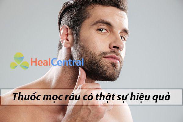 Hiệu quả của thuốc mọc râu phụ thuộc vào rất nhiều yếu tố
