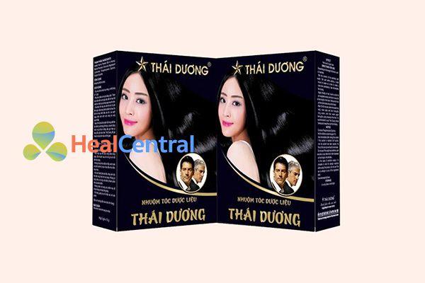 Thuốc nhuộm tóc Thái Dương