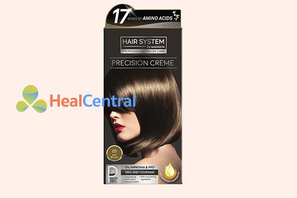 Thuốc nhuộm tóc Hair System