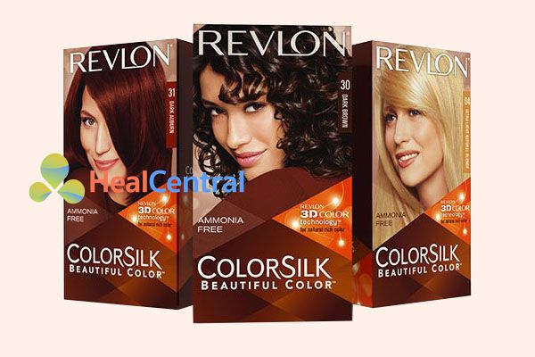 Thuốc nhuộm tóc Revlon