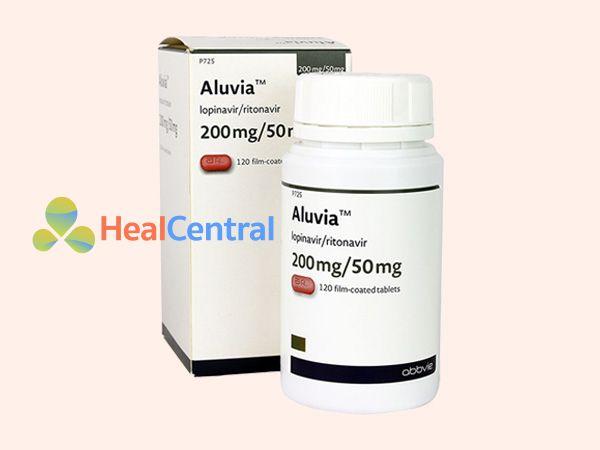 Thuốc PrEP Aluvia - dự phòng phơi nhiễm HIV