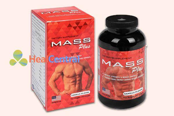 Thuốc tăng cân Mass Plus