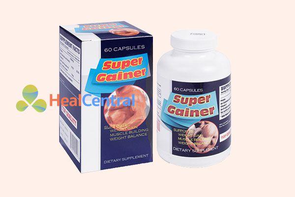 Thuốc tăng cân Super Gainer